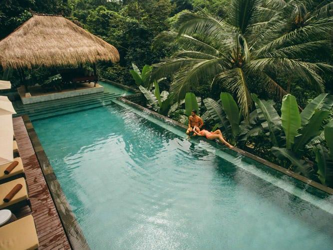 Source : Haging Garden Of Bali