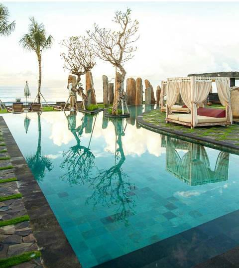 Source : The Royal Purnama Art Suites and Villas